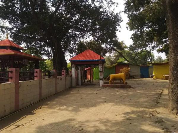 मदनपुर देवी स्थान पर सबकी मुरादें होती हैं पूरी नवरात्र के मौके पर होती है भक्तों की भारी भीड़