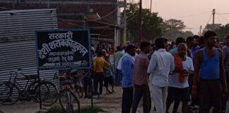 पटहेरवा: समउर बाजार में अज्ञात अपराधियों ने दो लोगो को गोली मारी