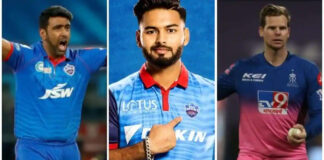 Who should be the captain of Delhi Capitals team in Shreyas Iyer's absence for the IPL 2021?