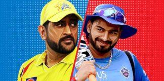 CSK vs DC: गब्बर,पृथ्वी के आगे नहीं चली चेन्नई एक्सप्रेस, दिल्ली ने चेन्नई को 7 विकेट से हराया |