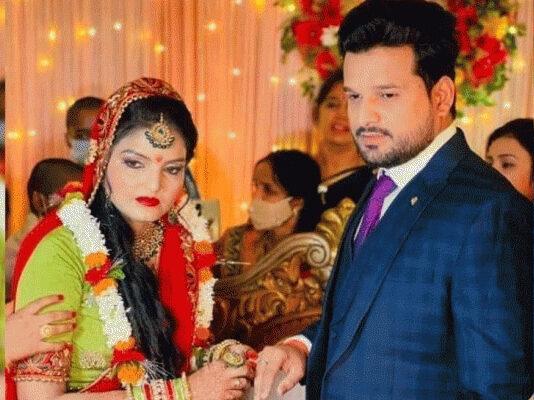 भोजपुरी सुपरस्टार रितेश पांडेय ने की सगाई, IAS बनने की तैयारी कर रही हैं जीवनसाथी