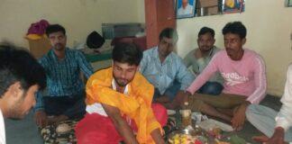 खड्डा तहसील क्षेत्र के नगर व ग्रामीण क्षेत्र में विश्वकर्मा पूजा धूमधाम से मनाया गया