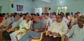 Kushinagar: Modi government is working on the basis of development of nation, people and culture- Dr. Ramapati Ram Tripathi