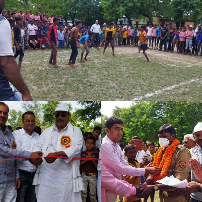 Jatha Bazar: Sports organized at Nyaya Panchayat level