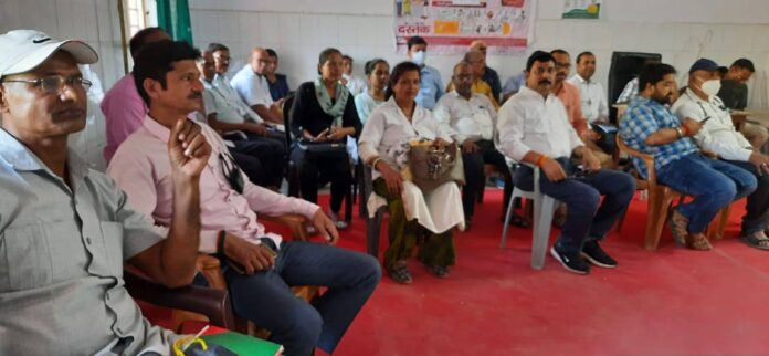Kushinagar: On October 20, the training of medical officers, paramedical and employees doing duty at the airport